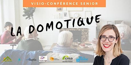 Visio-conférence senior  GRATUITE - La domotique billets