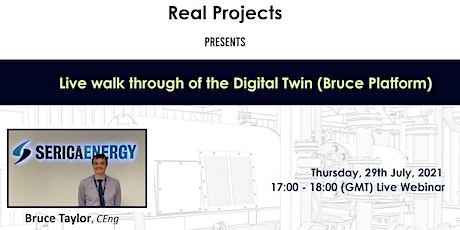 Real Projects Event tickets