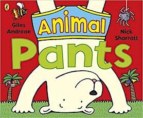 Animal Pants Story Walk tickets