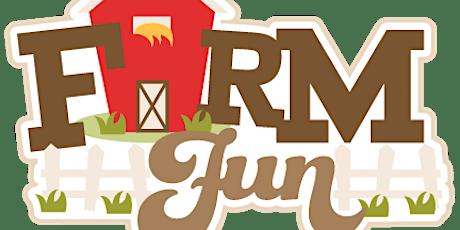 Summer fun  (Animal/Farm theme)  at Sandbach Children's Centre tickets