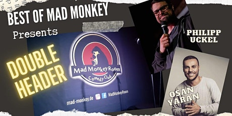 Osan Yaran und Philipp Uckel Stand up Comedy (20:00) Tickets