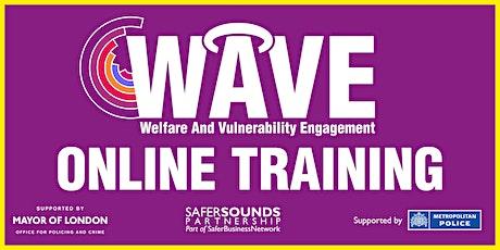 Free Welfare & Vulnerability Engagement Training tickets