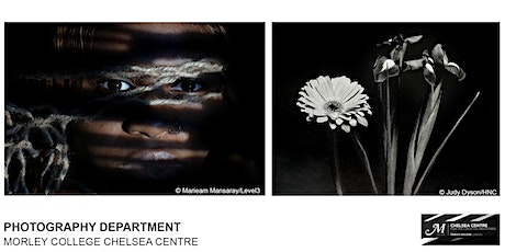 Photography Taster Day Chelsea Centre Morley College tickets