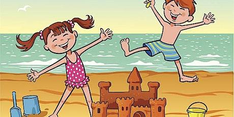Summer fun  (Beach theme)  at Sandbach Children's Centre tickets