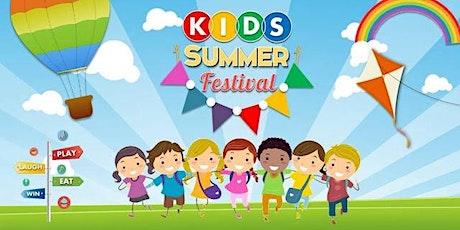 Summer fun  - End of Summer Festival  at Sandbach Children's Centre tickets