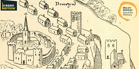 Glasney College and the Cornish dramas - free online talk tickets