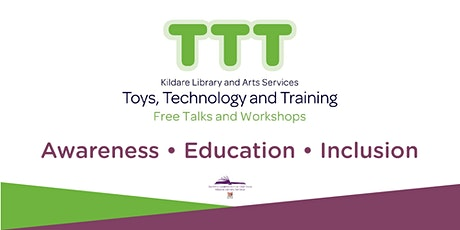 Sibshop Workshop at Leixlip Community Library | TTT tickets