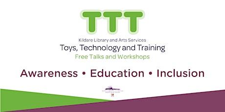 ADHD—Online Talk from ADHD Ireland | TTT tickets