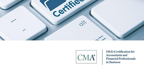 """Info-Session: Prep Course """"Certified Management Accountant"""" (CMA) Tickets"""