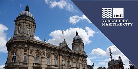 Hull: Yorkshire's Maritime City Guided Tours (13:00 hrs) tickets