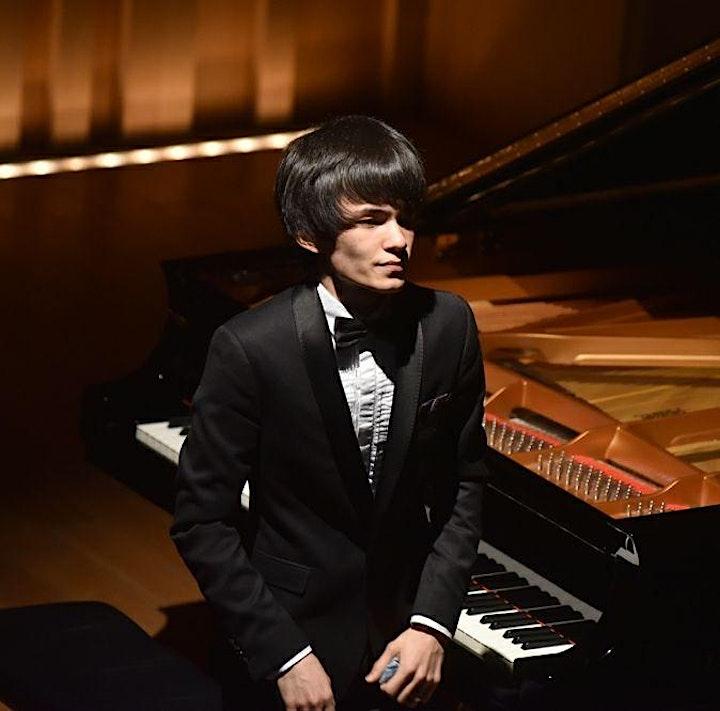 Afbeelding van Pianorecital Dmitry Sin (Laureaat Koningin Elisabethwedstrijd Piano 2021)