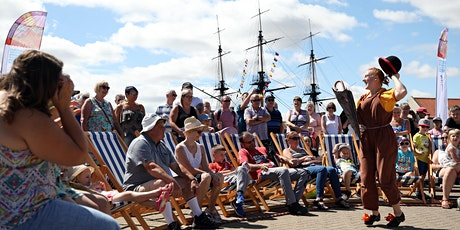 Hartlepool Waterfront Festival 2021 tickets