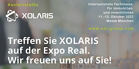 Treffen Sie XOLARIS auf der Expo Real Tickets