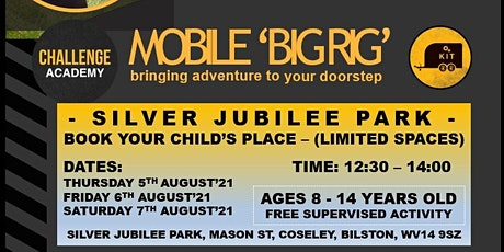 MOBILE 'BIG RIG' (FREE EVENT) - SILVER JUBILEE PARK tickets