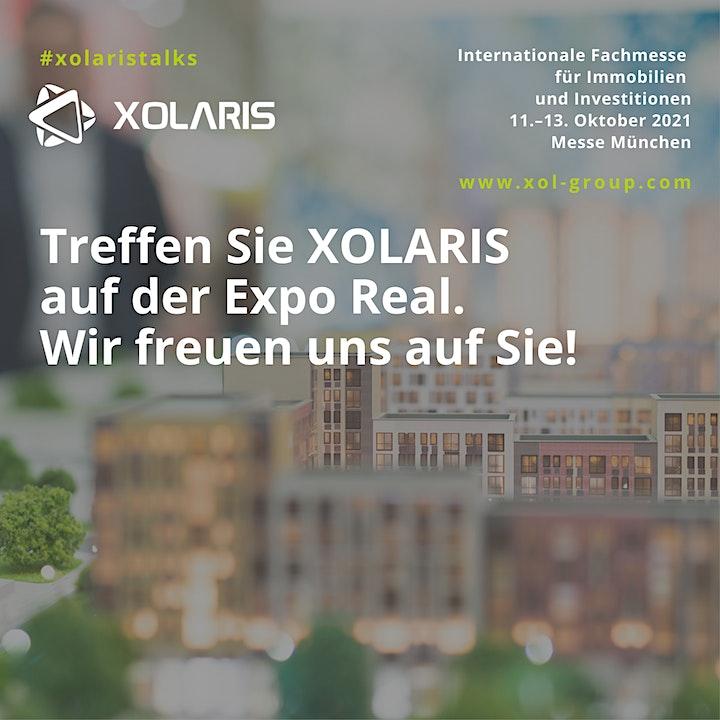 Treffen Sie XOLARIS auf der Expo Real image