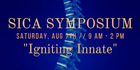 SICA Symposium: Igniting Innate tickets