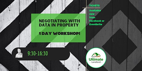 Negotiating With Data In Property Workshop tickets