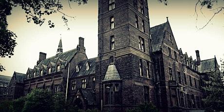 Newsham Park Asylum and Orphanage Ghost Hunt with Dusk Till Dawn Events tickets