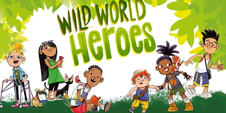 Curious Critters visit Harwood Library tickets
