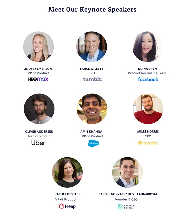 #ProductCon Online: The Largest Product Management Conference image