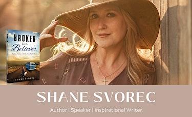 """""""Broken Little Believer""""  Author Book Signing Event - Shane Svorec tickets"""