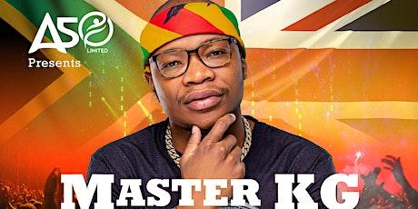 """MasterKG """"JERUSALEMA"""" live in Manchester tickets"""