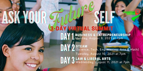Ask Your Future Self Virtual Summit tickets