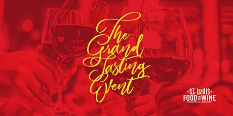 St. Louis Food & Wine: The Grand Tasting Event tickets