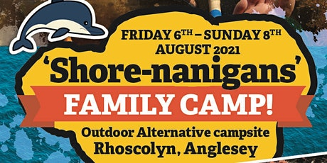 Shore-nanigans Family Coastal Camp tickets