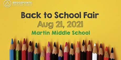 Back to School Fair:  Orlo/Silver Spring/Hennessey tickets