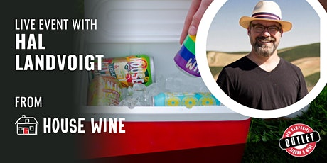 House Wine and Day Drinking Summer Can Promotion tickets