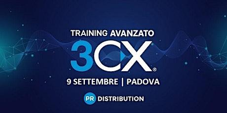 Training AVANZATO 3CX - Padova biglietti