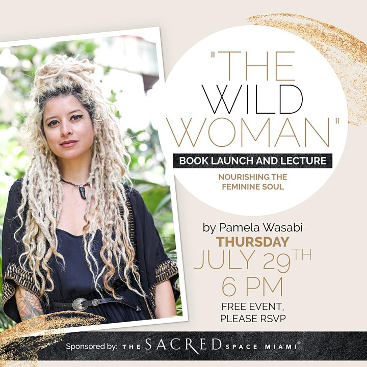 The Wild Woman: Book Launch image