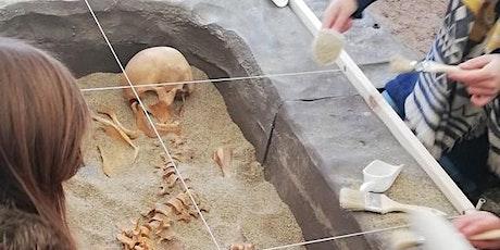 Atelier Archéo-Squelette billets