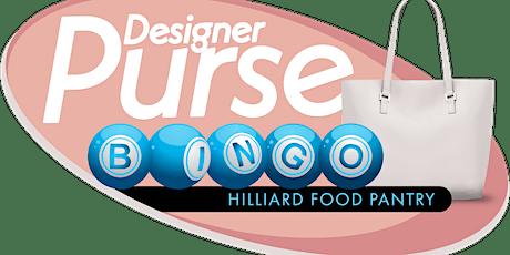 2021 Designer Purse Bingo tickets