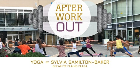 White Plains After WorkOUT - Yoga by Sylvia Samilton-Baker tickets