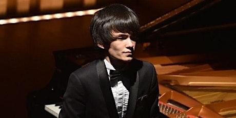 Pianorecital Dmitry Sin (Laureaat Koningin Elisabethwedstrijd Piano 2021) tickets