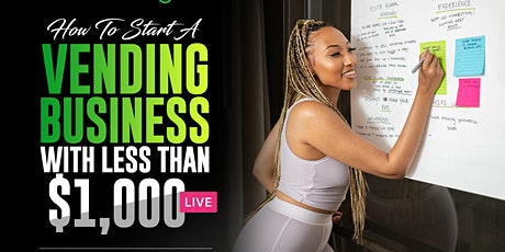 How To Start A Vending Business: Live at POSE tickets