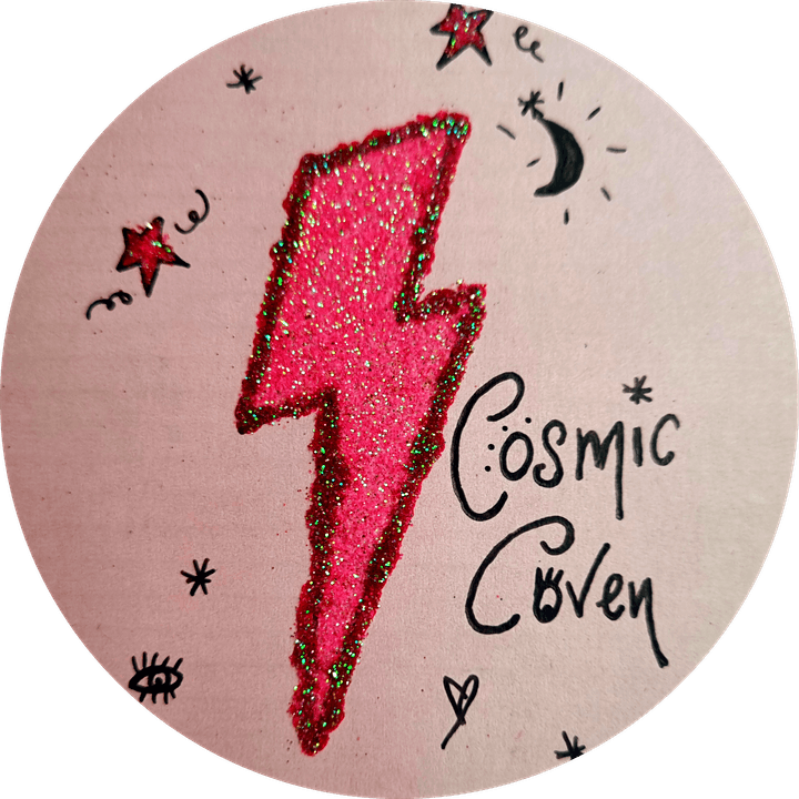 Cosmic Coven Into The Trees image