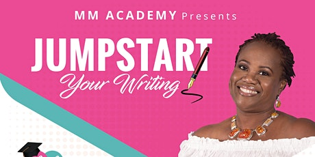 Jumpstart Your Writing. Exploring How and What to Write with Dr Sue tickets
