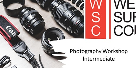 Photography 1 Day Workshop - Intermediate tickets