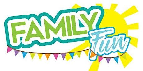 Family Fun session in Sandbach tickets