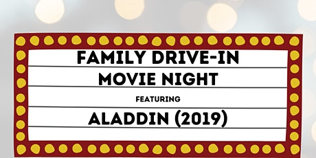 Family Drive-In Movie Night - 1 Ticket per Vehicle tickets