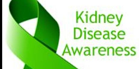 The Silent Epidemic:  Chronic Kidney Disease Awareness Brunch tickets