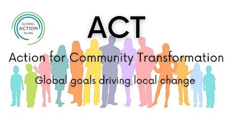 Action for Community Transformation - Open Webinar tickets