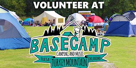 BaseCamp Volunteer Sign Up 2021 tickets
