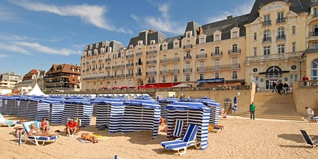 Cabourg : Plage & Architecture - DAY TRIP - 28 août billets