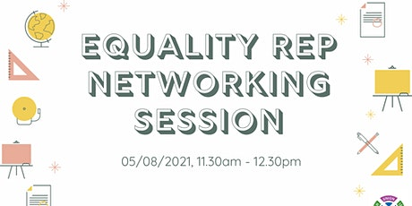 Equality Rep Networking Session tickets
