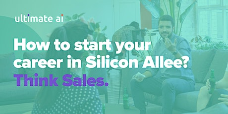 How to start your career in Silicon Allee? Think Sales! Tickets