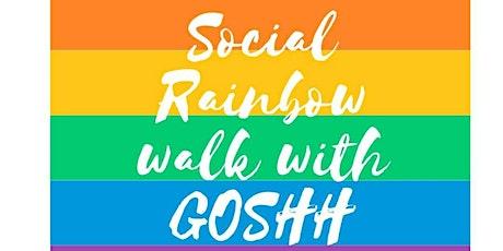 Social Rainbow Walk with GOSHH tickets